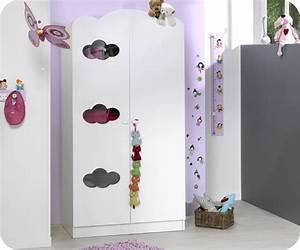 Armoire Bebe Blanche : armoire b b alt a blanche achat vente armoire chambre b b ~ Melissatoandfro.com Idées de Décoration