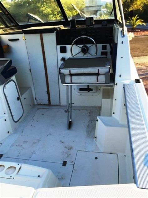 bayliner 2452 classic 1993 boats usa length fuel
