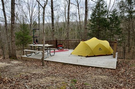 johnson shut ins cabins walk in c site at johnson s shut ins state park