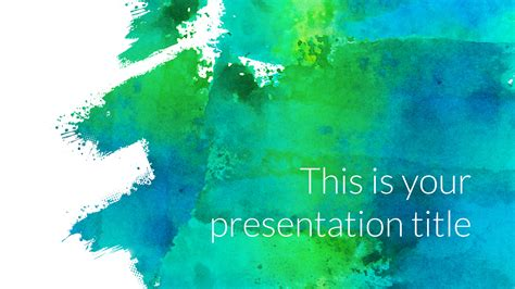 eglamour google  theme  powerpoint template