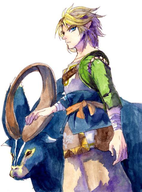Legend Of Zelda Fan Art On Tumblr