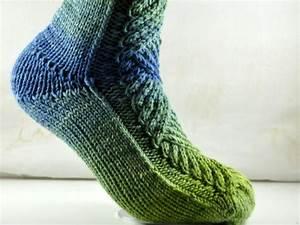 Socken Stricken Mit Muster : neue anleitung im shop zopfsocken absurdistan stricken lernen h keln lernen mit elizzza ~ Frokenaadalensverden.com Haus und Dekorationen