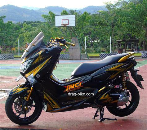 Yamaha Nmax Modifikasi by Spare Part Modifikasi Yamaha Nmax Newmotorjdi Co