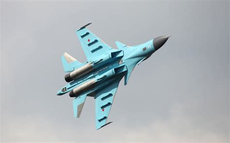 Sukhoi Su34 Wallpapers Hd Download