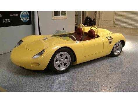 28 mpg,remote power door locks,power windows,cruise control. 1957 Porsche 718 for Sale   ClassicCars.com   CC-609184