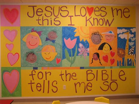 painting ideas for preschool sunday school room pictures 155 | dd40575f4ed20e5240cca38ddb224e7a