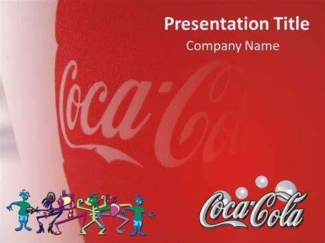 Coca Cola Powerpoint Template by Coca Cola Powerpoint Template Coca Cola Powerpoint