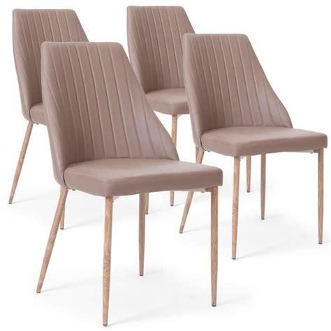 lot de 4 chaises pas cher lot 4 chaises pas cher 28 images chaise salle a manger