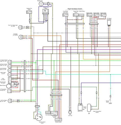 Kawasaki Bayou 250 Wiring Harnes by Klx 250 300 Electric Starter Kit Problem Klr Klx 125 140
