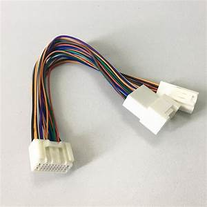 Car Radio Wire Wiring Harness Adapter Connector Adaptor