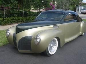 1941 Lincoln Zephyr 2 Door Business Coupe Street Rod