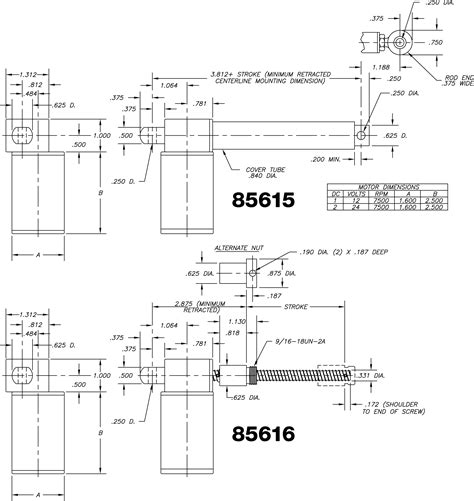 Linear Actuator Wiring Diagram Free