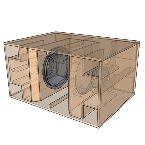Eighteen Sound Enclosure Design