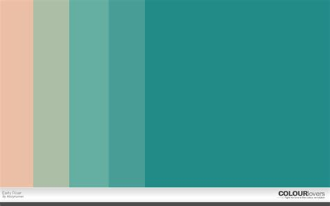 on the creative market blog 20 bold color palettes to