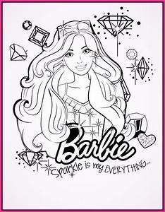 Dibujos Para Colorear Barbie y las Princesas Fotos de Barbie