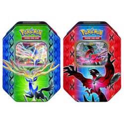 pokemon xy trading card 2014 spring tin