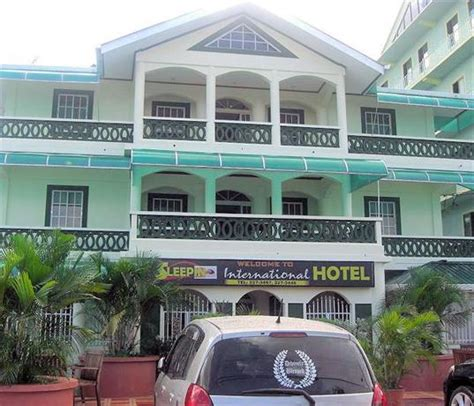 Our hotels offer you spacious, well appointed rooms and great hospitalility with affordable rates! Sleepin Hotel In Guyana   2018 World's Best Hotels