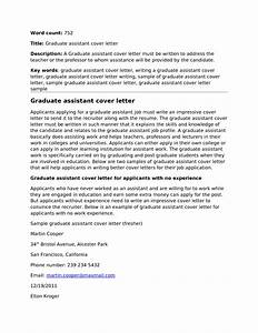 Preschool Assistant Teacher Cover Letter With No