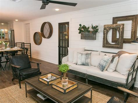 Top 10 Fixer Upper Living Rooms  Daily Dose Of Style