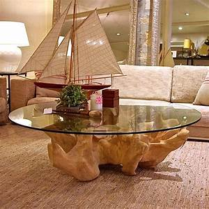 Best 25 glass coffee tables ideas on pinterest gold for Silver tree trunk coffee table