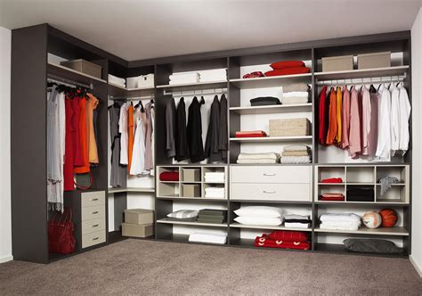 Inside Closet Storage legno interior closet storage system walk in wardrobes
