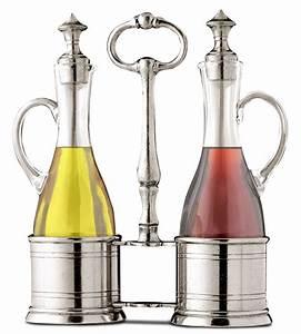 öl Und Essig Set : essig und l set grau zinn und bleifreies kristallglas cm h 23 by cosi tabellini ~ Whattoseeinmadrid.com Haus und Dekorationen