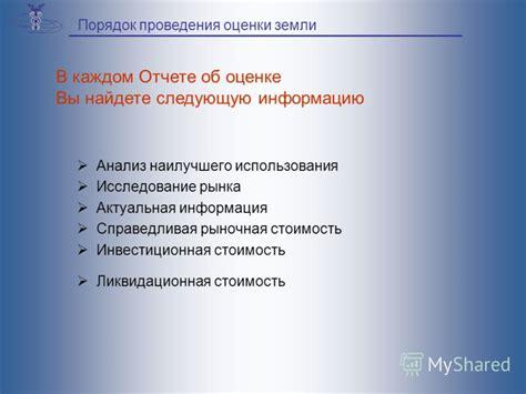 анализ рынка земельных участков россии