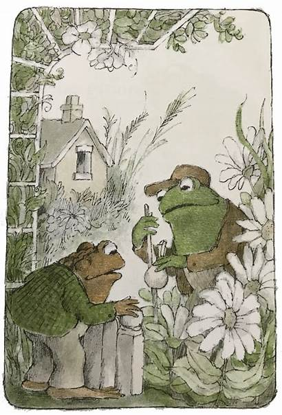 Frog Toad Garden Lobel Arnold Perfection 6th