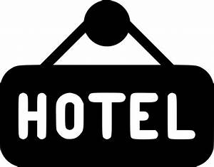 Hotel Sign Svg Png Icon Free Download (#557617 ...