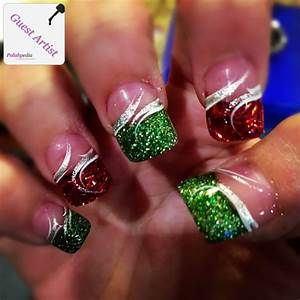 Ideas for your christmas nail designs art