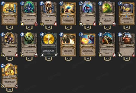hearthstone decks paladin naxx bilan hearthstone 2014 hearthstone heroes of warcraft