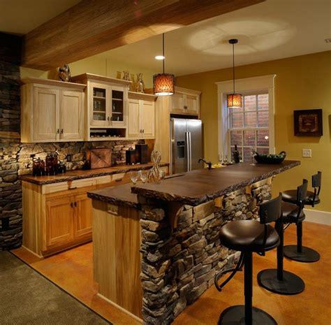 cocina americana  barra funcionalidad en tu hogar