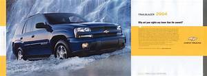 2004 Chevrolet Trail Blazer Brochure