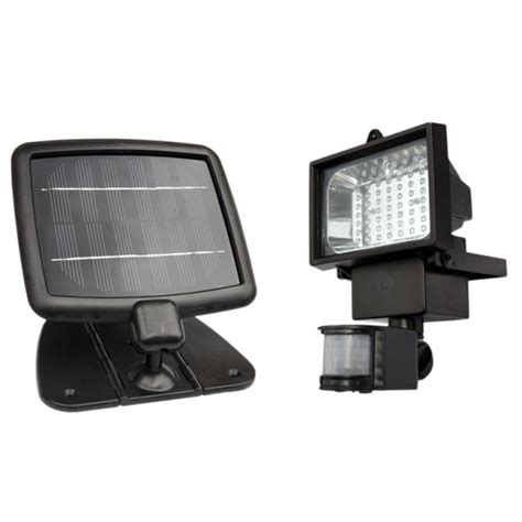 evo36 next solar powered security light solar