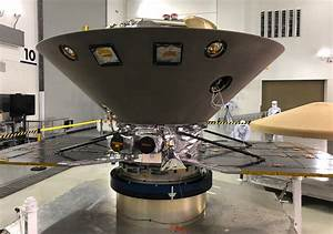 NASA's Getting Excited About Launching its InSight Mission ...