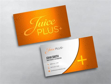 Juice Plus Business Card 04 Sample Business Plan Loading Station For Nonprofit Youth Organization Pdf Report India Pharmacy Support Letter Samples Example To Whom It May Concern Dessert Shop