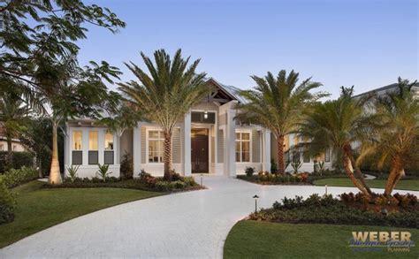 beach house plan  florida coastal west indies style