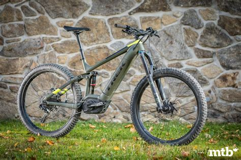 e bike fully test 2018 test trek powerfly lt 9 plus e bike 2019 world of mtb