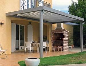 Fabriquer Une Pergola En Alu : installation d 39 une pergola solaire sur mesure ~ Edinachiropracticcenter.com Idées de Décoration