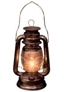 Buy Kerosene Lamp by Light Up Old Lantern Scary Halloween Decorations