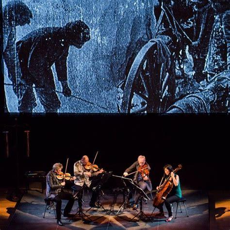 Durante más de 40 años dando servicio a los músicos y a la música. San Francisco's famous Kronos Quartet, who performed at SFIFF58.   Music film, Film, Filmmaking