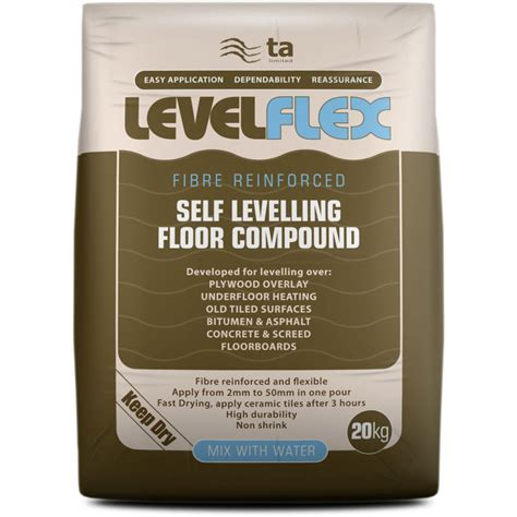 tilemaster adhesives 20kg levelflex self levelling floor