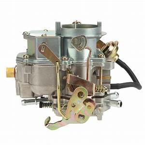 Usa Carburetor Carb W   Gasket Kit For Dodge Truck 1966