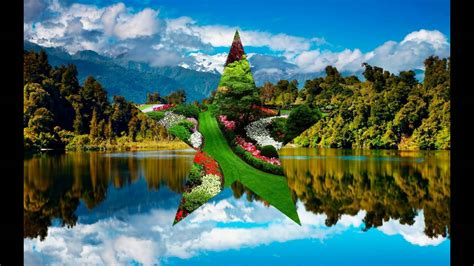 hermosos paisajes naturales reales