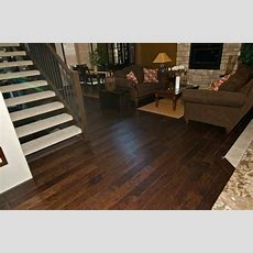 Engineered Hardwood  Handscraped Collection Engineered