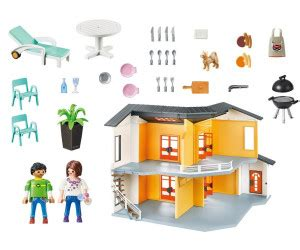 Moderne Haus Playmobil by Playmobil City Modernes Wohnhaus 9266 Ab 66 89