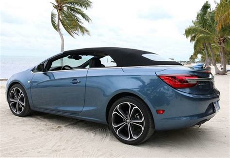 2018 Buick Cascada  Review, Changes, Design, Engine
