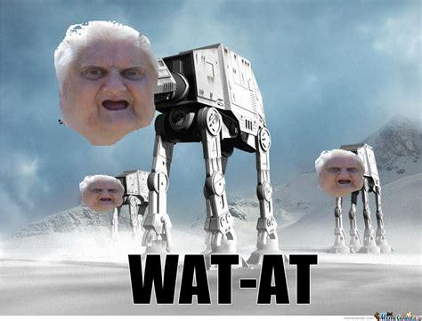 Wat Meme Wat At By Recyclebin Meme Center