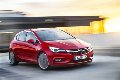 opel astra 2016 opel astra leaked before frankfurt auto show