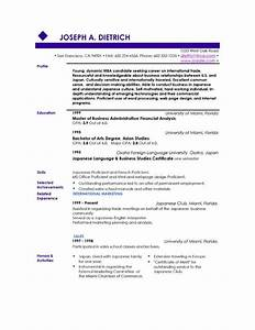 examples of a good resume template resume builder With great resume formats